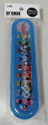 宇宙戦隊キューレンジャーのスプーンとフォークケース